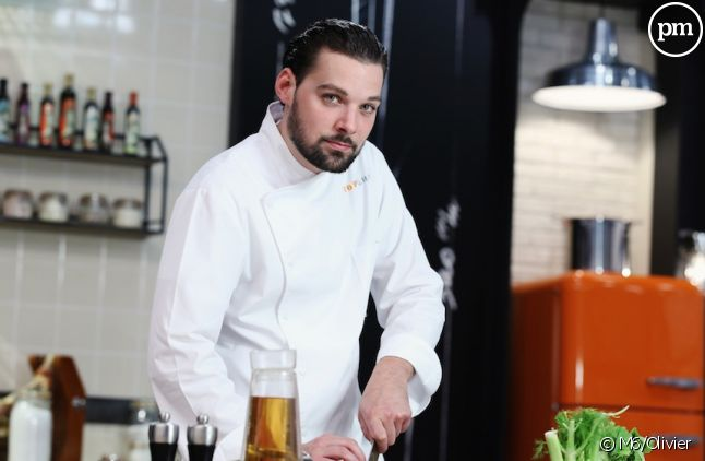 "Xavier, gagnant de ""Top Chef"" 2016"