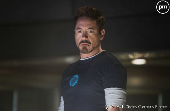"Robert Downey, Jr. dans ""Iron Man 3"""