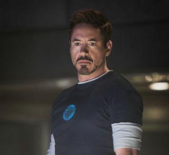 Robert Downey, Jr. dans 'Iron Man 3'