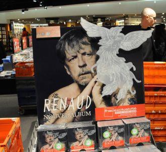 Renaud toujours en tête des ventes