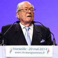 Le CSA va exclure Jean-Marie Le Pen du temps de parole du Front national