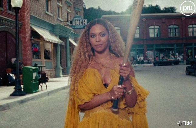 """Beyoncé dans le projet """"Lemonade"""""""