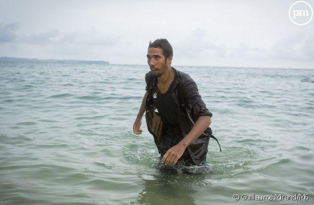 """Morgan, participant de """"The Island"""""""