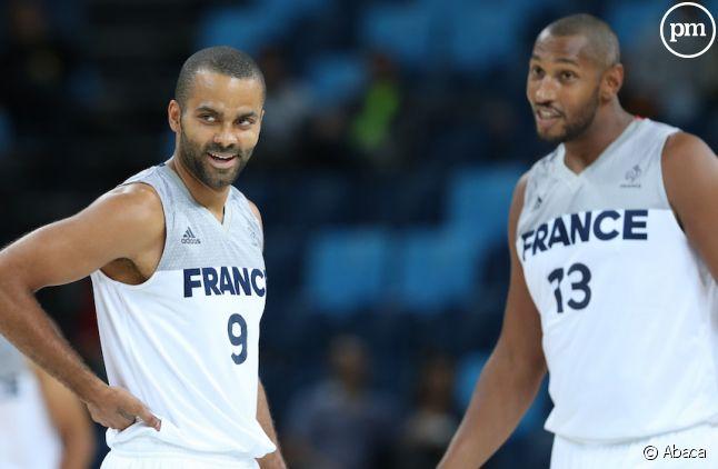Tony Parker a fait ses adieux hier à l'équipe de France de basket