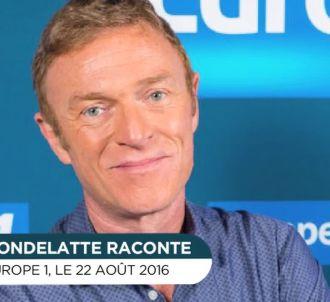 Christophe Hondelatte, Europe 1.