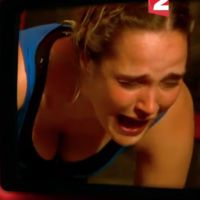 Camille Lou terrorisée et en larmes dans