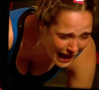 Camille Lou terrorisée et en larmes dans 'Fort Boyard'