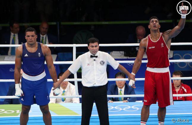 Tony Yoka a été sacré dimanche champion olympique des poids super-lourds