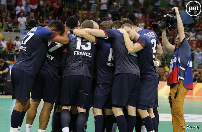Déception olympique pour l'équipe de France de handball