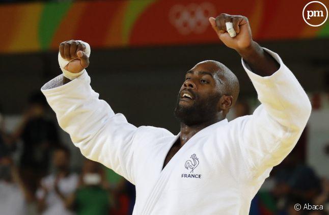Teddy Riner a concervé son titre olympique