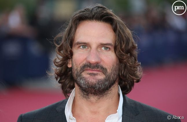 L'écrivain et réalisateur Frédéric Beigbeder.