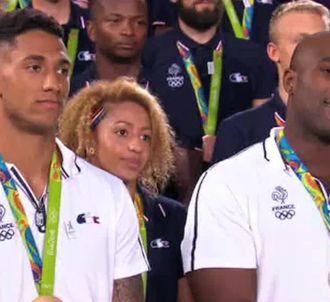 Les athlètes de JO sur France 2.