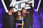"""The Voice Kids"" : M. Pokora, Jenifer et Patrick Fiori reprennent ""Une autre histoire"""