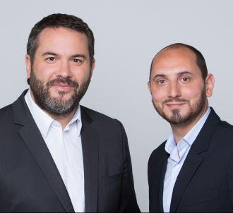 Bruce Toussaint et Karim Rissouli.