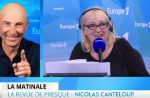 Pour son retour à Europe 1, Nicolas Canteloup chambre Jean-Marc Morandini