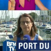 Cécile Duflot très agacée par une question d'une journaliste de BFMTV