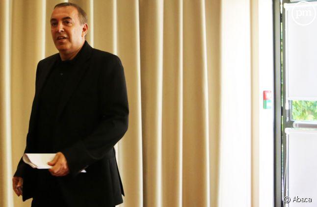 Jean-Marc Morandini, le 19 juillet 2016.