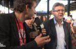 """""""Le Petit Journal"""" : Grosse tension entre Cyrille Eldin et Jean-Luc Mélenchon"""