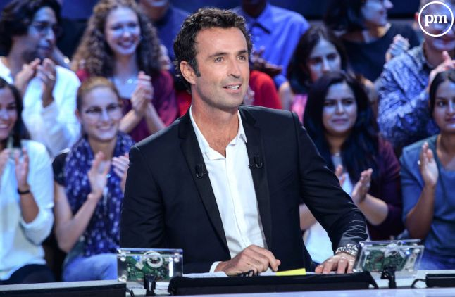"Victor Robert au ""Grand Journal"""