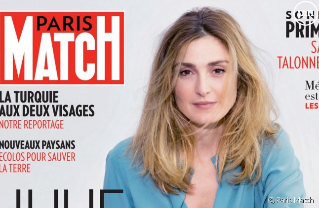 "Couverture du ""Paris Match"""