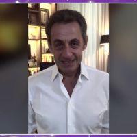 Nicolas Sarkozy souhaite l'anniversaire de Cyril Hanouna dans