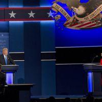 Audience historique pour le débat Clinton/Trump aux Etats-Unis