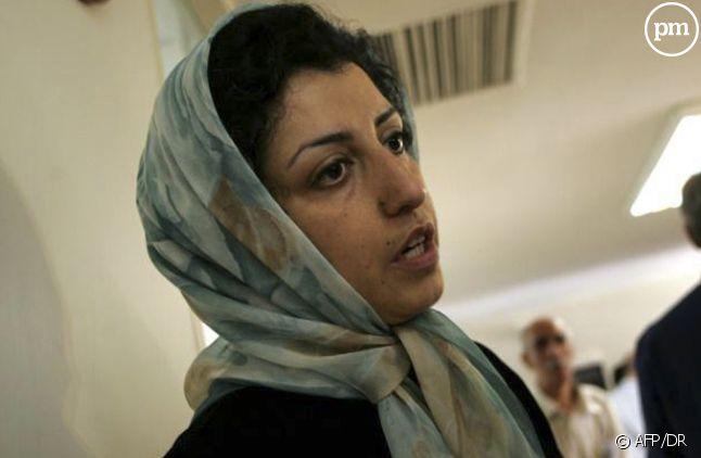 La journaliste Narges Mohammadi.