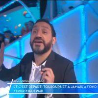 TPMP : Cyril Hanouna quitte précipitamment le plateau avant la fin de l'émission