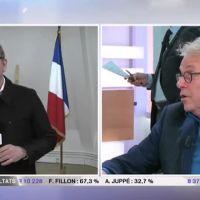 Vif accrochage entre Daniel Cohn-Bendit et Jean-Luc Mélenchon sur France 2