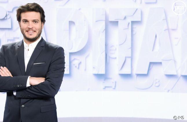 "Bastien Cadéac, présentateur de ""Capital"""