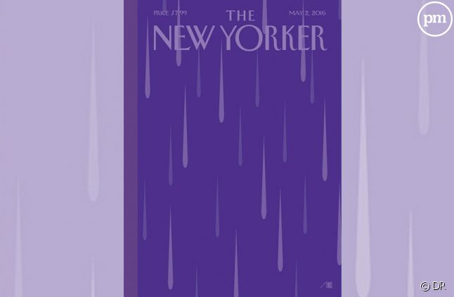 Une du New Yorker