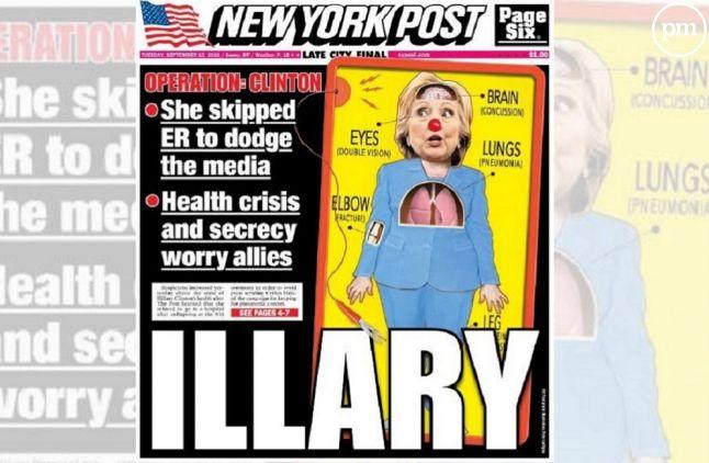 """New York Post"""