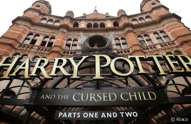 """""""Harry Potter et l'Enfant Maudit"""" à Londres"""