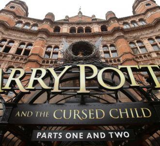 'Harry Potter et l'Enfant Maudit' à Londres