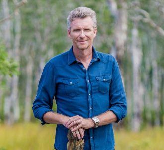 Denis Brogniart présente 'Koh-Lanta : L'île au trésor'