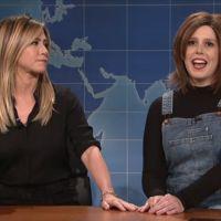 Jennifer Aniston face à Rachel de