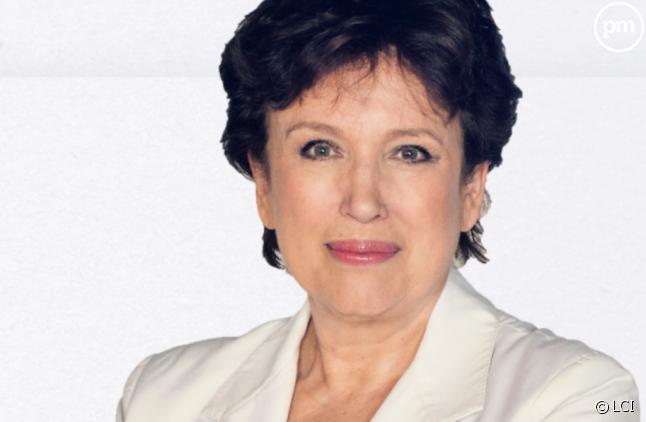"""Roselyne Bachelot présente """"L'heure de Bachelot"""" sur LCI"""