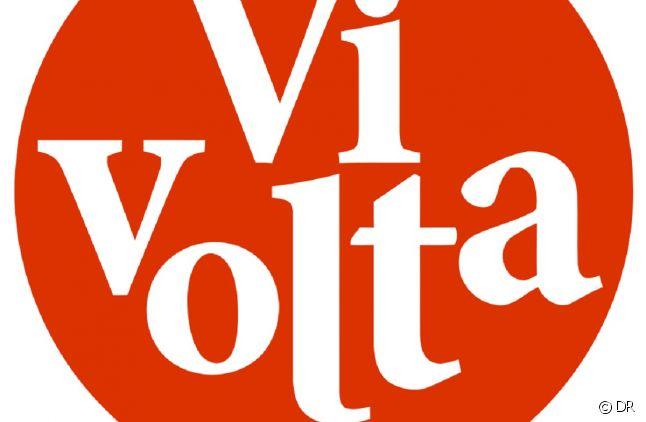 Le logo de la chaîne Vivolta