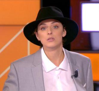 Camille Lavabre dans 'L'info du vrai, le mag'
