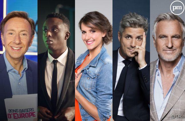 Les 10 flops TV de l'année 2018