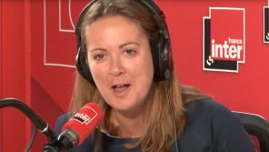 France Inter : Charline Vanhoenacker se moque (encore) de Gérald Darmanin