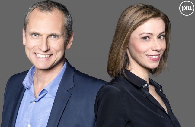 <span> Louis Laforge et Marianne Théoleyre </span>