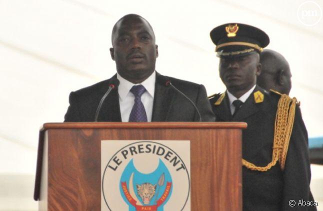 Joseph Kabila président de la République démocratique du Congo