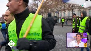 """""""Réveillons-nous !"""" : Le coup de gueule de Thomas Sotto contre les violences anti-journalistes de certains Gilets jaunes"""