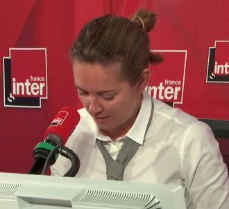 Charline Vanhoenacker sur France Inter
