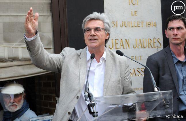 """Patrick Le Hyaric, directeur de """"L'Humanité"""""""
