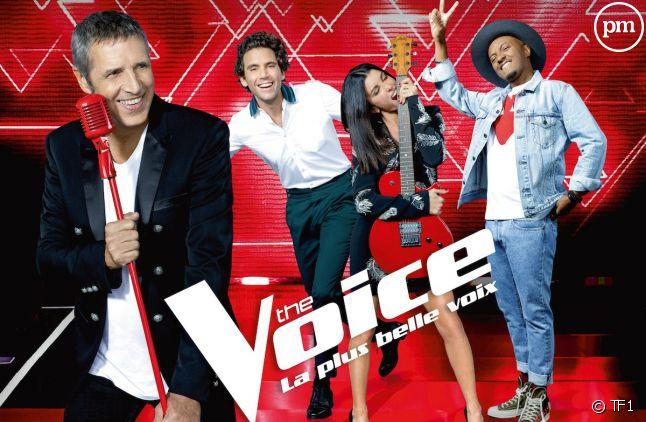 """""""The Voice"""" saison 8"""