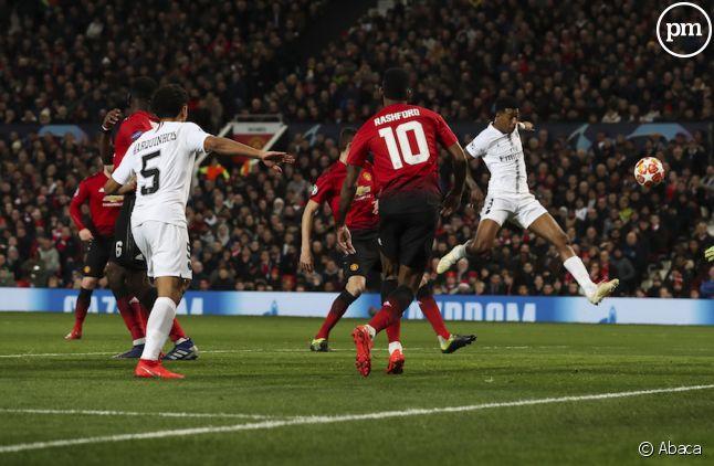 Manchester/PSG sur RMC Sport