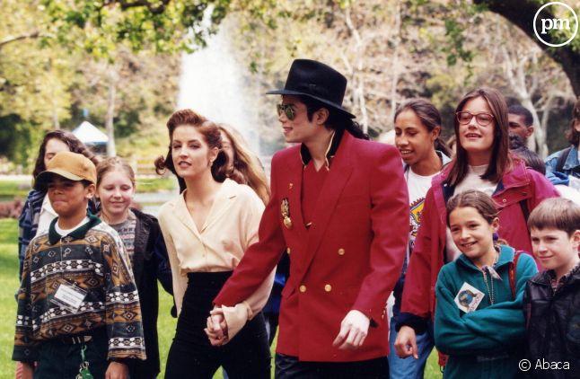 Michael Jackson en 1995