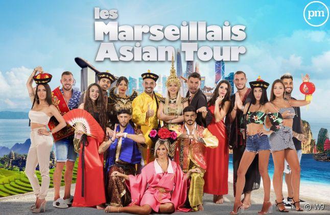 """""""Les Marseillais Asian Tour"""""""